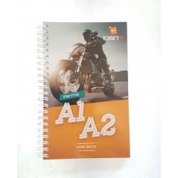 livre de code moto A2