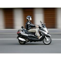 moto 125 boite automatique